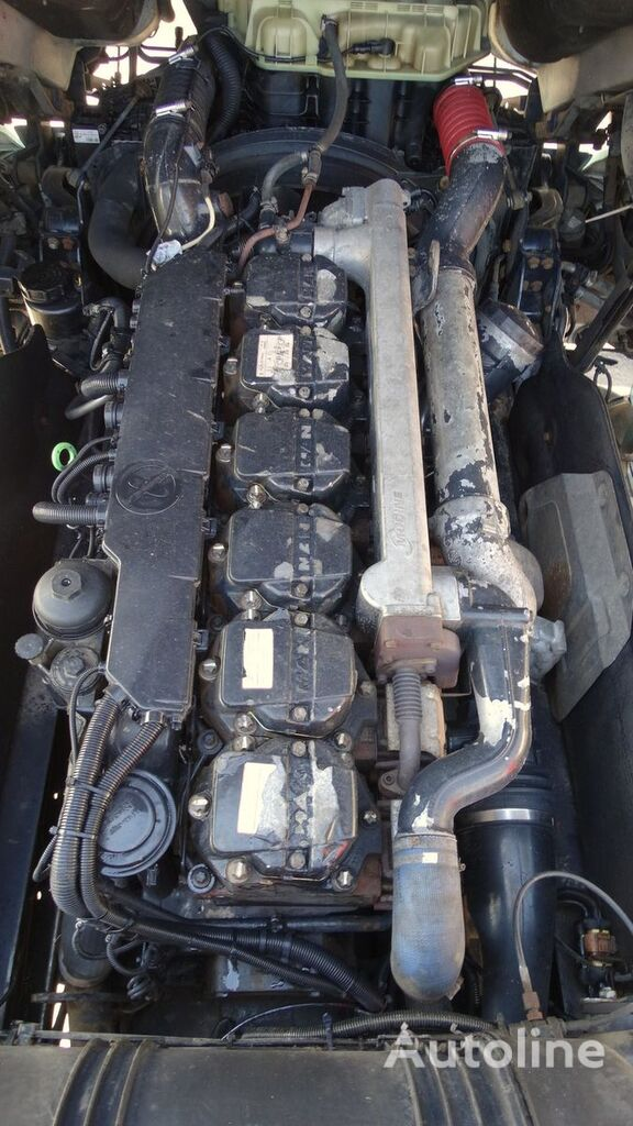 двигатель MAN D2866LF31 410 E3 для грузовика MAN TGA