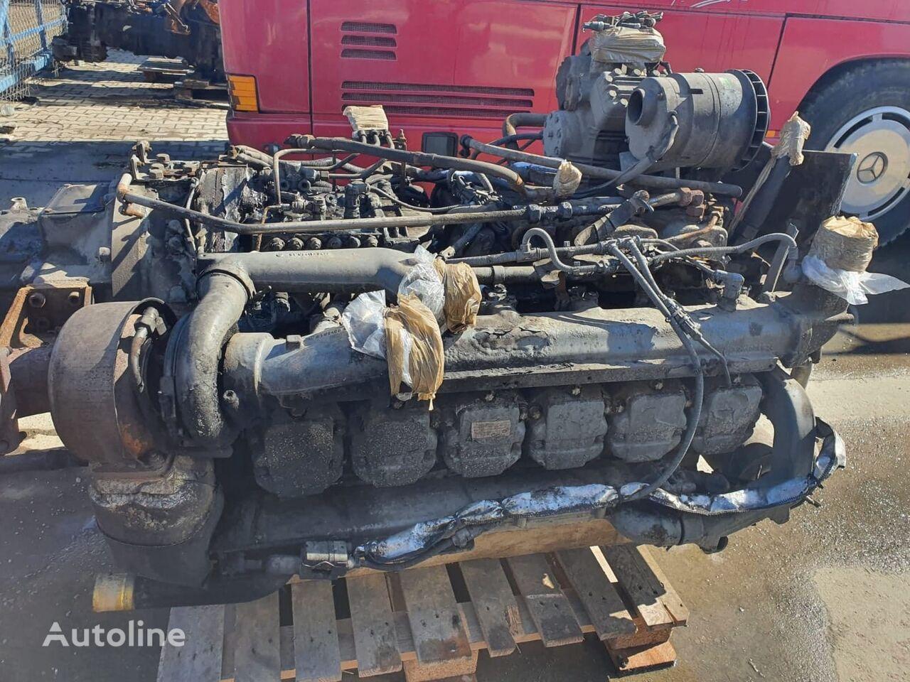 двигатель MAN EURO 3,264 KW,LEŻĄCY для автобуса