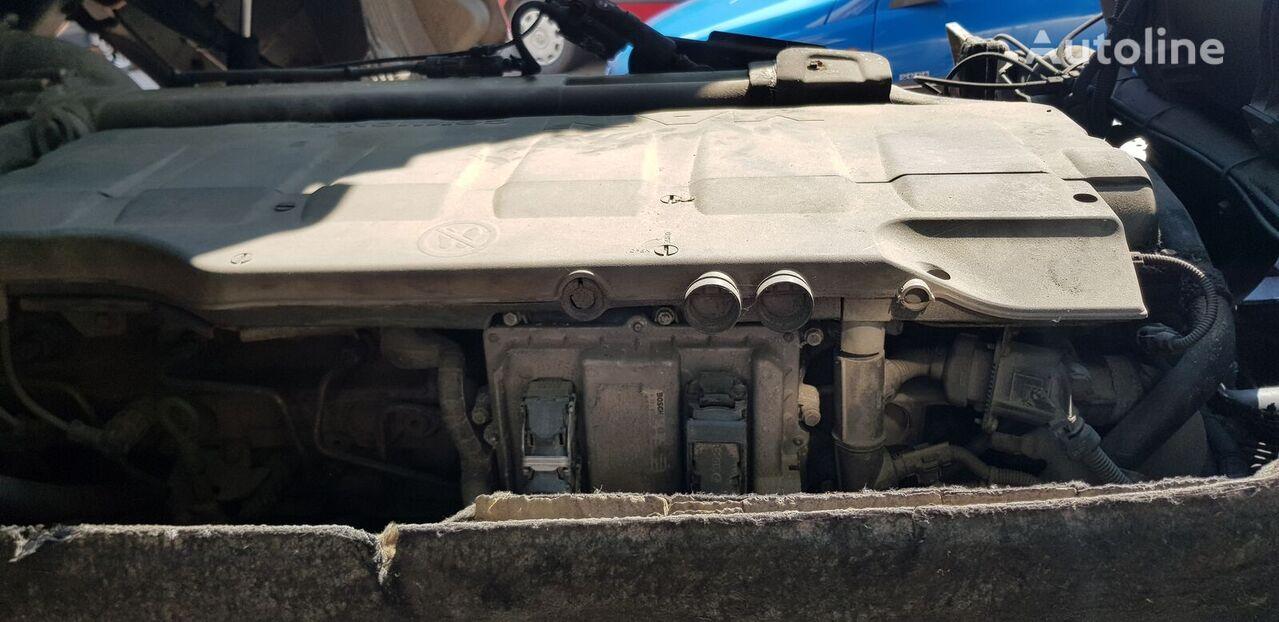 двигатель MAN TGA EURO 3, EURO 4 emission engine, D2066LF01, D2066LF11, 430 PS для тягача MAN TGA, TGX, TGL, TGS, TGM