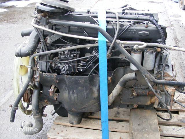 двигатель MAN motor 290 HP для грузовика MAN motor 290 HP