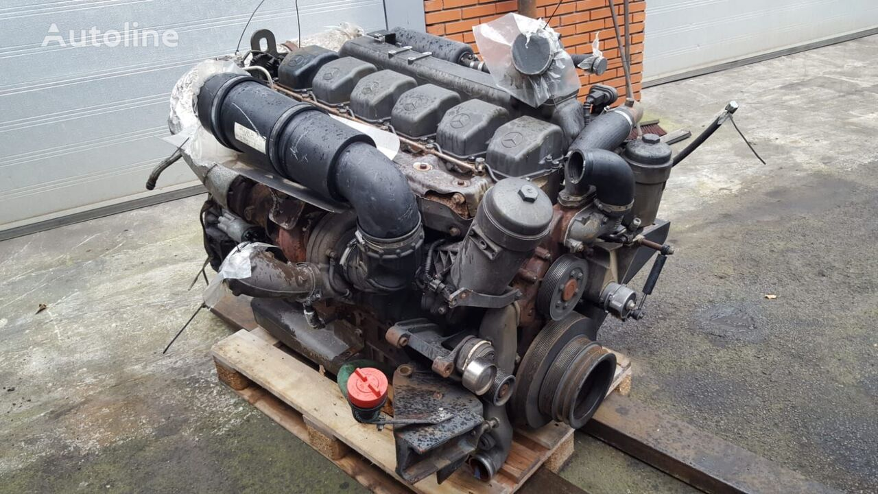 двигатель для автобуса MERCEDES-BENZ 5826