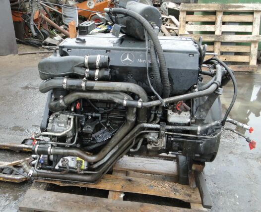 двигатель MERCEDES-BENZ Econic OM906LA для грузовика