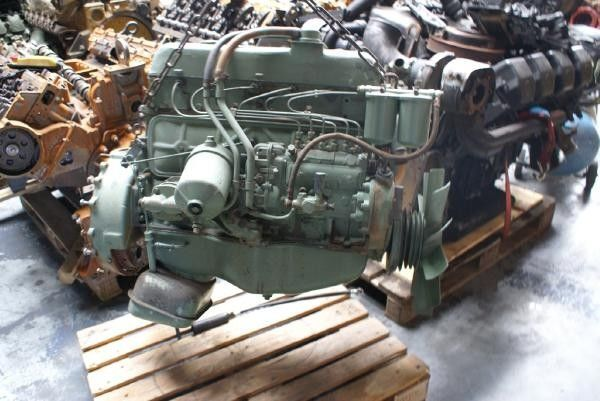 двигатель MERCEDES-BENZ OM 352 для другой спецтехники MERCEDES-BENZ OM 352