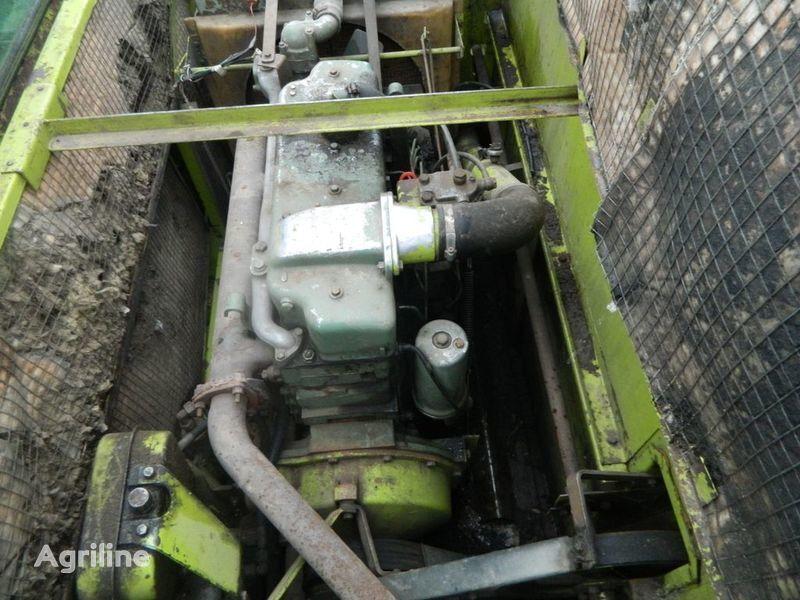 двигатель MERCEDES-BENZ OM 352 для комбайна CLAAS DOMINATOR 85