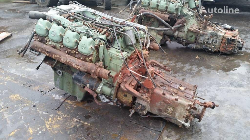 двигатель MERCEDES-BENZ OM 402 для грузовика MERCEDES-BENZ OM 402
