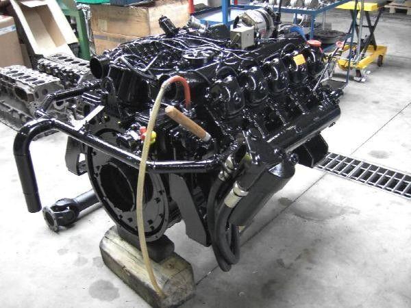 двигатель MERCEDES-BENZ OM 403 для грузовика MERCEDES-BENZ OM 403