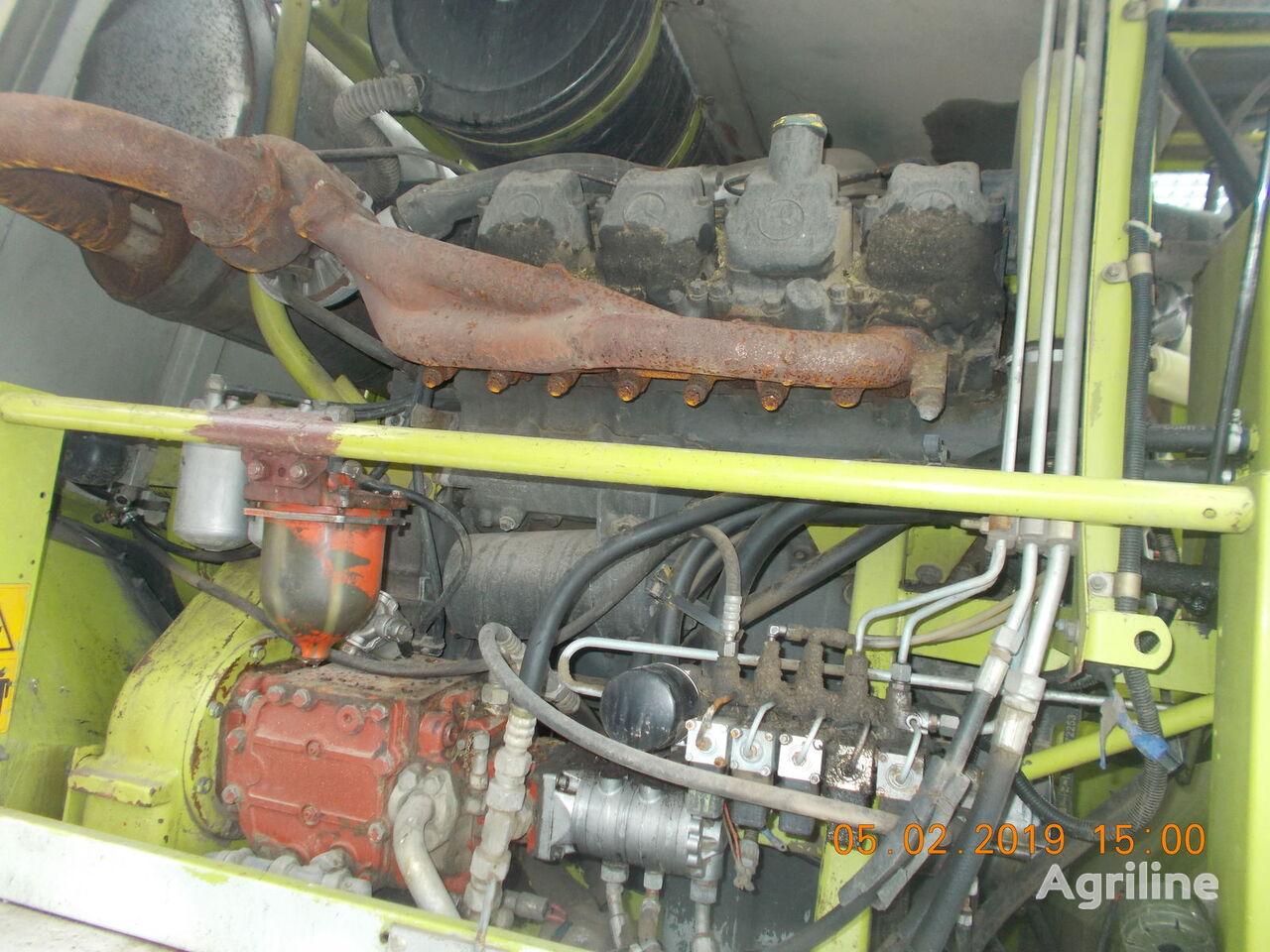 двигатель MERCEDES-BENZ OM 442 LA для комбайна CLAAS Jaguar 860