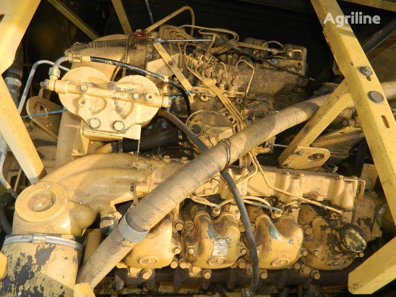 двигатель MERCEDES-BENZ OM422 для комбайна NEW HOLLAND TF46