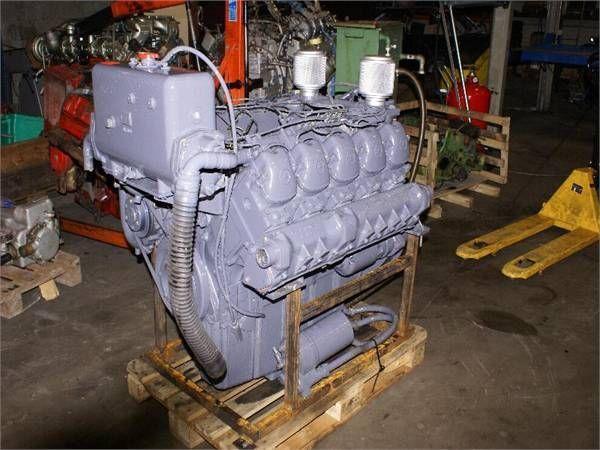 двигатель MERCEDES-BENZ OM444LA для другой спецтехники