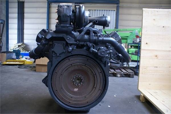 двигатель MERCEDES-BENZ OM501LA для другой спецтехники MERCEDES-BENZ