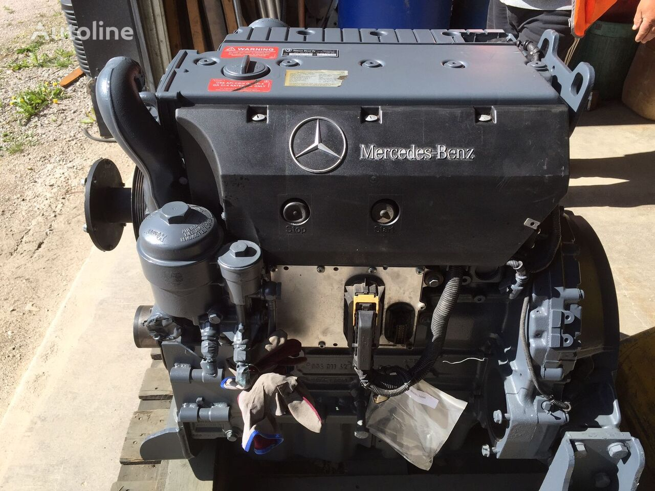 двигатель MERCEDES-BENZ refurbished OM904 LA для грузовика