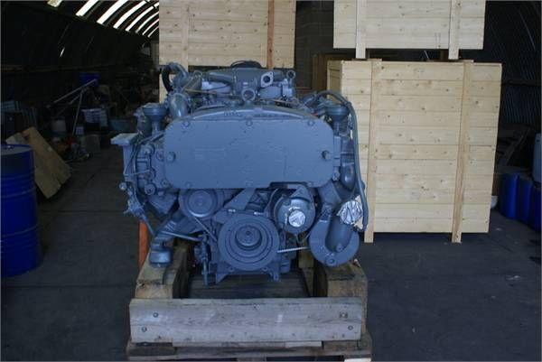 двигатель MTU 8V183 TE93 для генератора