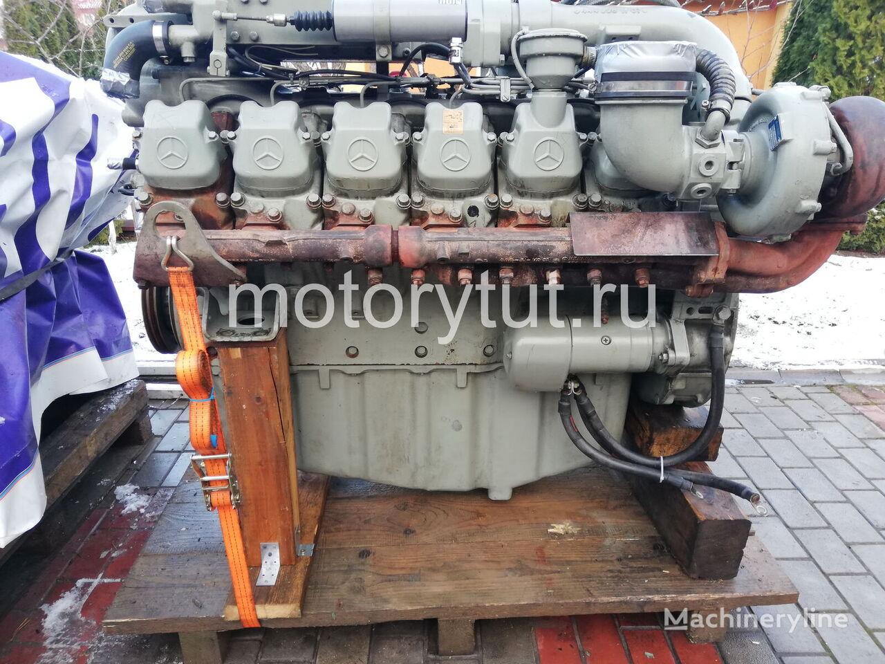двигатель MTU om444la для башенного крана LIEBHERR