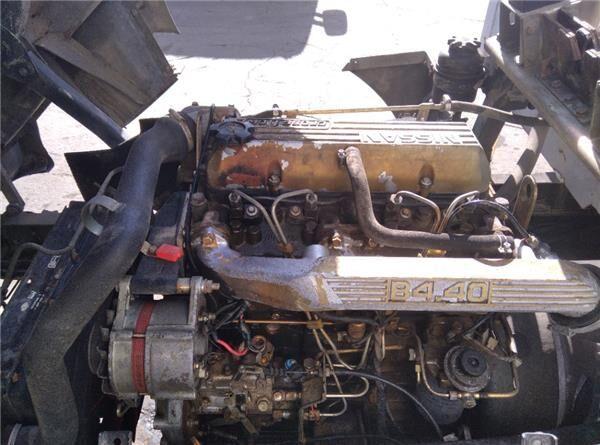 двигатель Motor Completo Nissan EBRO L35.09 для грузовика NISSAN EBRO L35.09