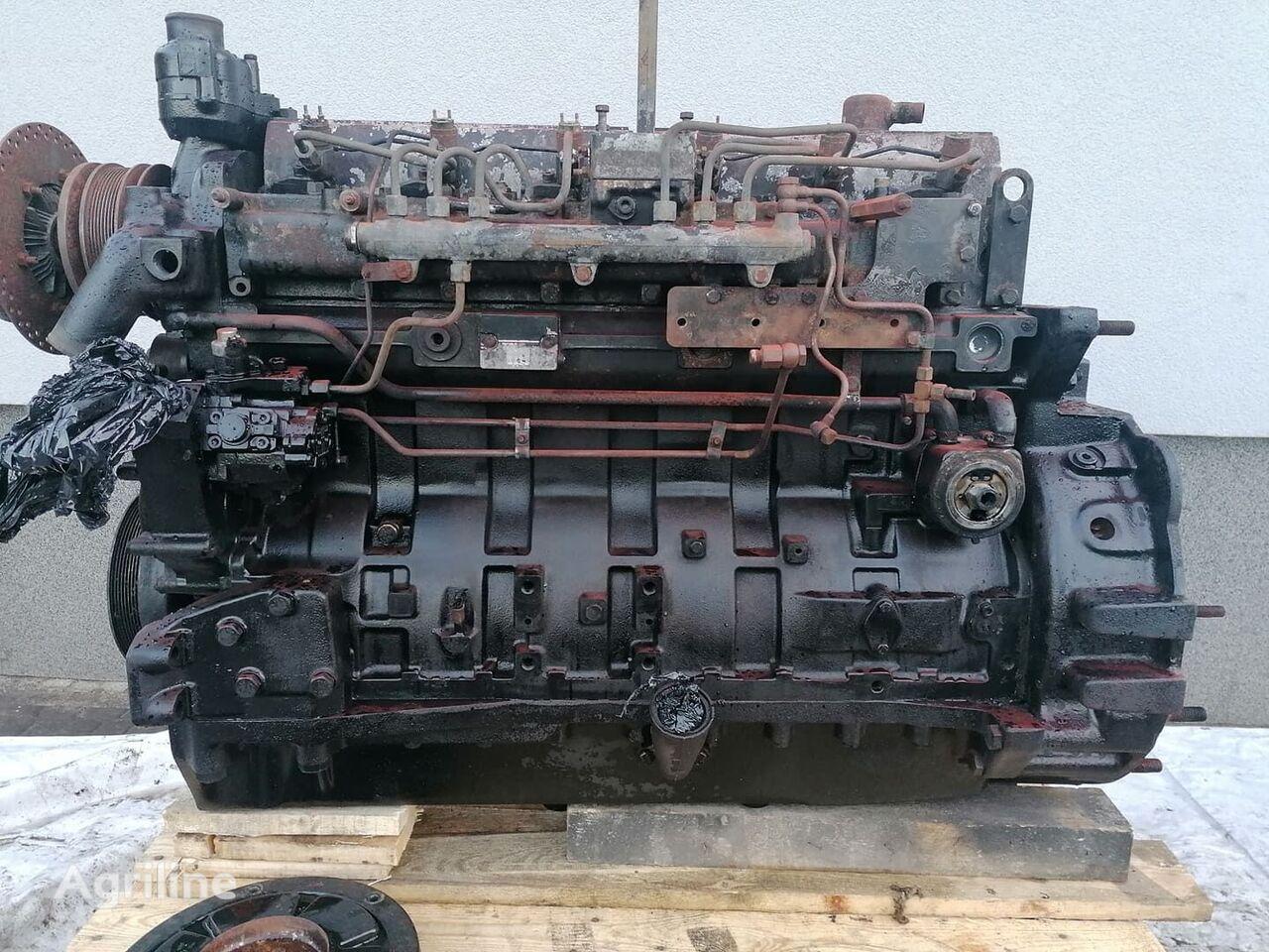 двигатель NEW HOLLAND TVT 195 {Sisu 620} для трактора