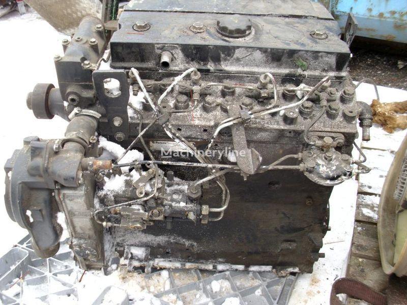 двигатель PERKINS для экскаватора FUCHS