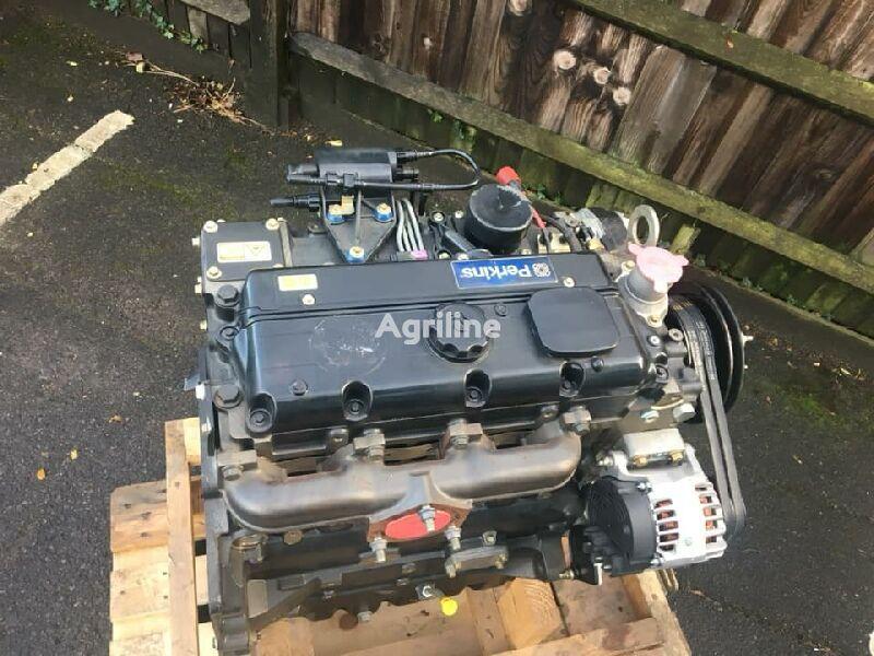 двигатель PERKINS 1104C-44 для трактора MASSEY FERGUSON 471, 481