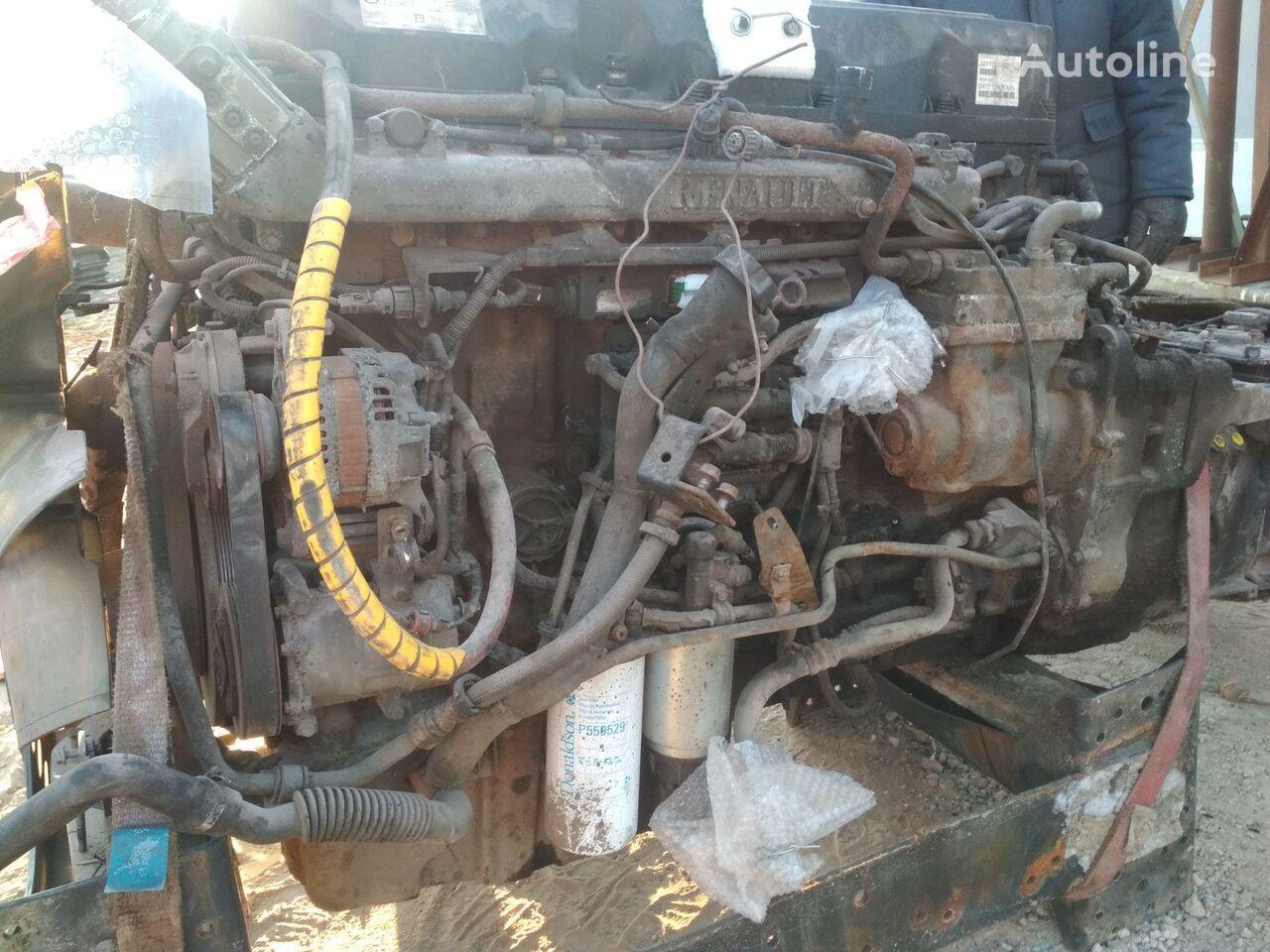 двигатель RENAULT DXI11 для тягача RENAULT PREMIUM