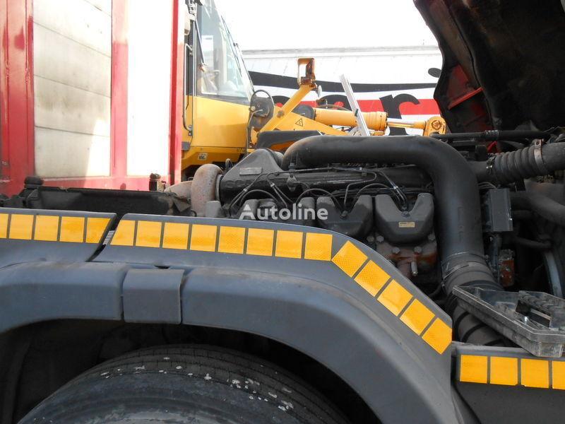 двигатель SCANIA 144 DSC1415L02 V8 PS 460/530 DSC 1415 L02 для грузовика SCANIA Mod 144 PS 460/530