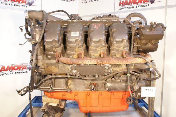 двигатель SCANIA DC1602 для тягача SCANIA DC1602