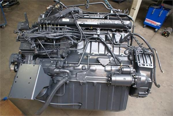 двигатель SCANIA DC9.05 для другой спецтехники SCANIA DC9.05