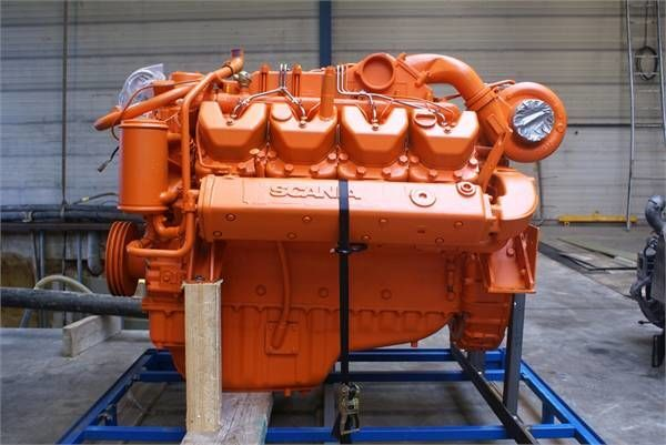 двигатель SCANIA DI14 для другой спецтехники SCANIA DI14