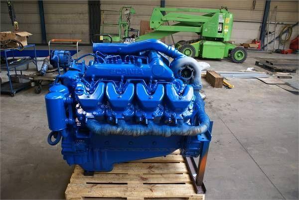 двигатель SCANIA DSC 14 01 для другой спецтехники SCANIA DSC 14 01