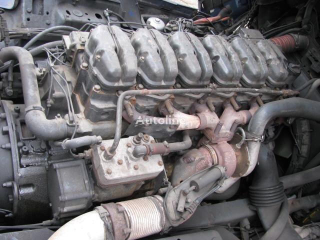двигатель SCANIA DSC1201 для грузовика SCANIA 124