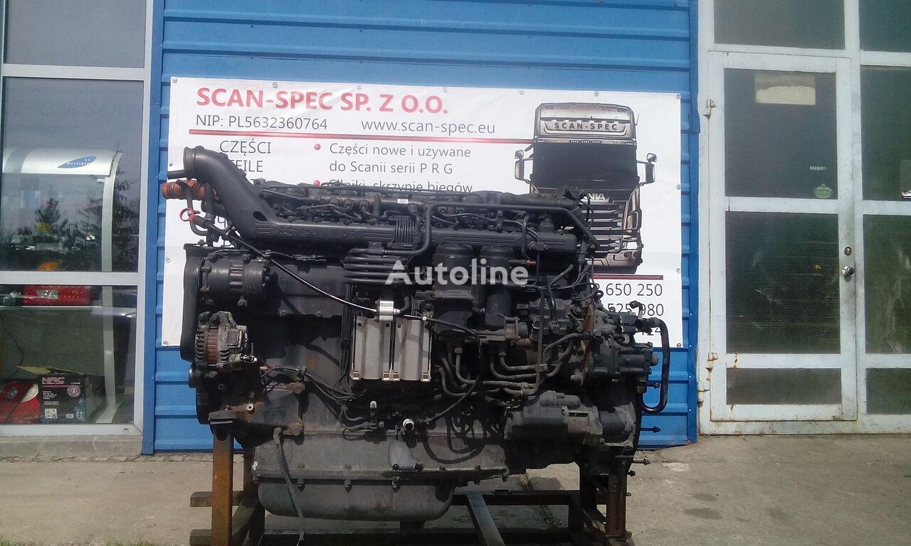 двигатель SCANIA R400 XPI Euro 5 440 480 DC 13 05 (1067992) для тягача SCANIA P R G 2008-2013