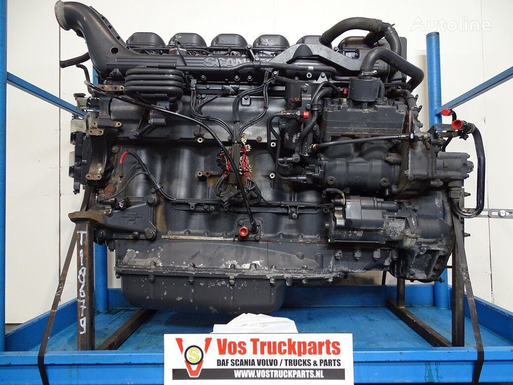 двигатель SCANIA SC-R DC-13111 480PK для грузовика