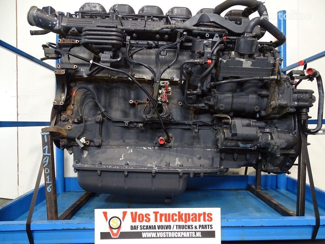 двигатель SCANIA SC-R DC-13112 440PK для грузовика