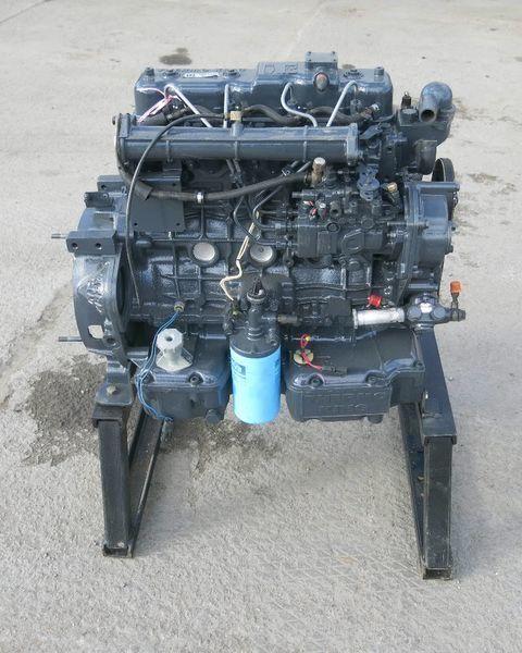 двигатель Termo king. холодильной установки. Япония. Термо кинг для полуприцепа
