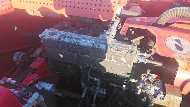 двигатель VALMET 612DSJL для зерноуборочного комбайна MASSEY FERGUSON 38