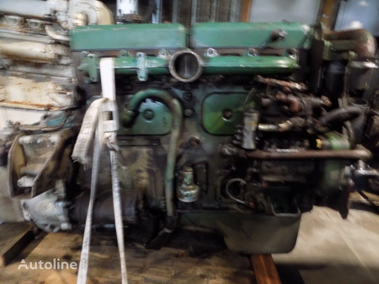 двигатель VOLVO 6 cill для грузовика