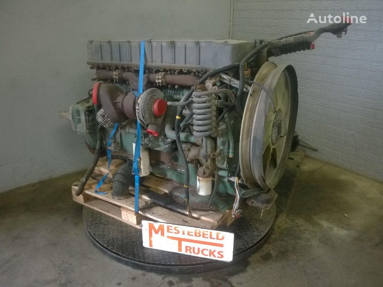 двигатель VOLVO D12A 420 EC 93 для тягача VOLVO Motor D12A 420 EC 93