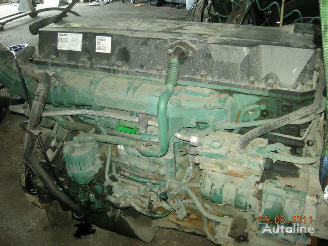 двигатель VOLVO D13A для грузовика VOLVO FH13 440.480