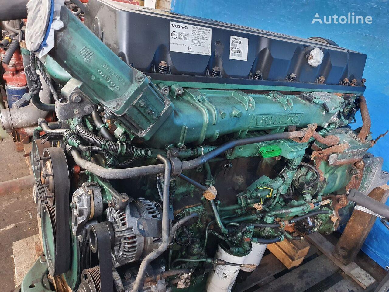 двигатель VOLVO D13A 440 для тягача VOLVO FH13 440 Euro 5