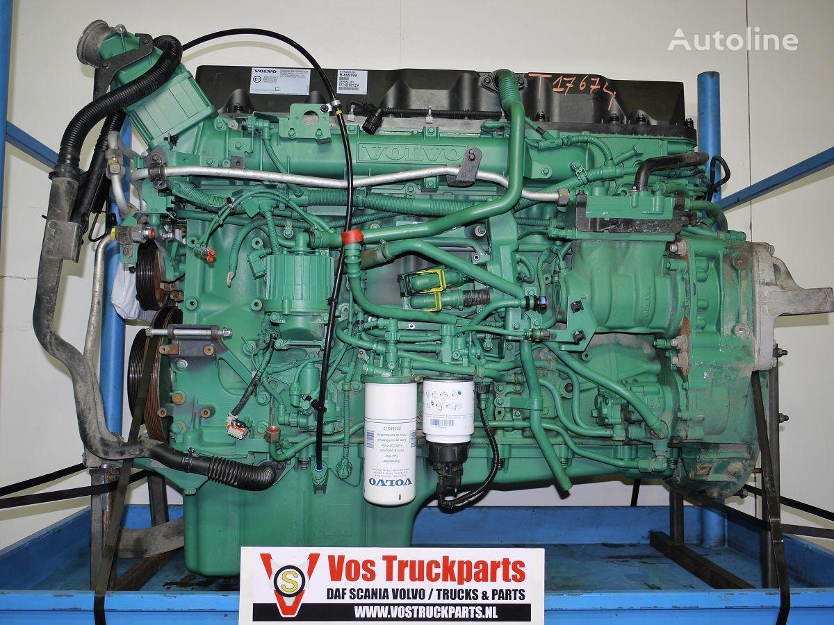 двигатель VOLVO D13C-420 S EUV VEB для грузовика