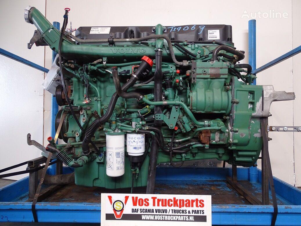 двигатель VOLVO D9B-380 EC06 VEB для грузовика