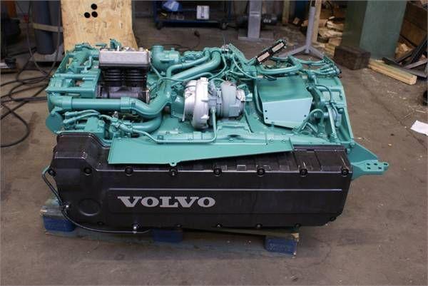 двигатель VOLVO DH12 для автобуса VOLVO DH12