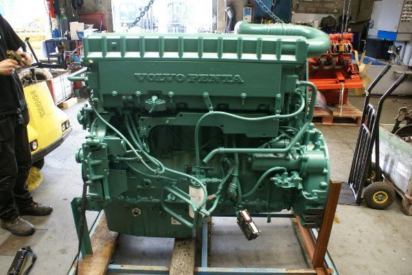 двигатель VOLVO TWD1240VE для другой спецтехники VOLVO TWD1240VE
