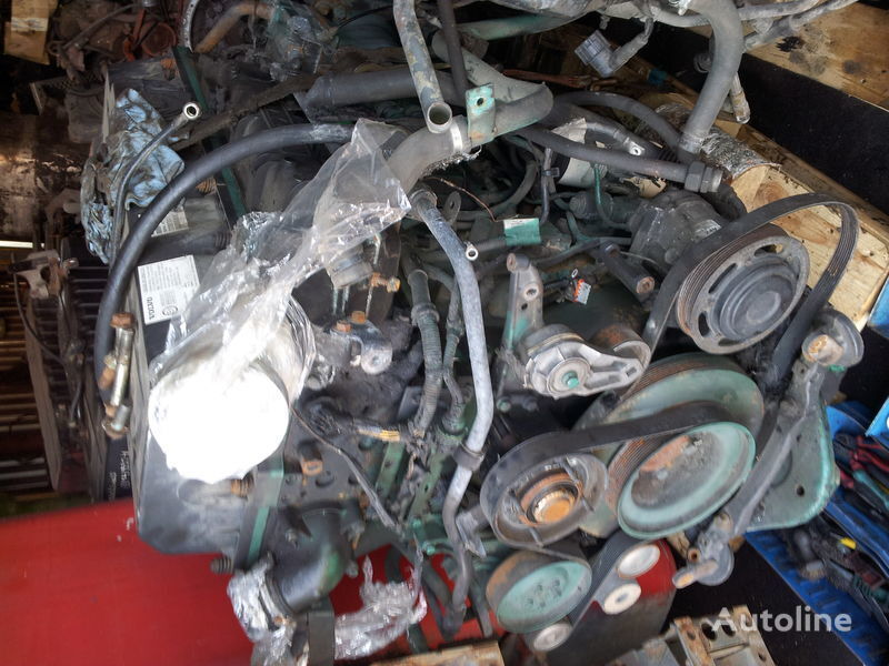 двигатель VOLVO engine EURO5, D13A440, D13A480, ECO6B, 20712510 FH13 для тягача VOLVO FH13
