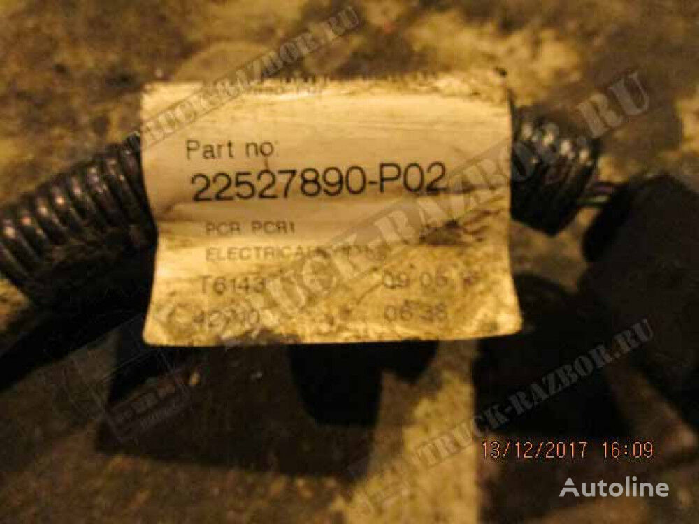 электропроводка кабельный жгут (22527890) для тягача VOLVO