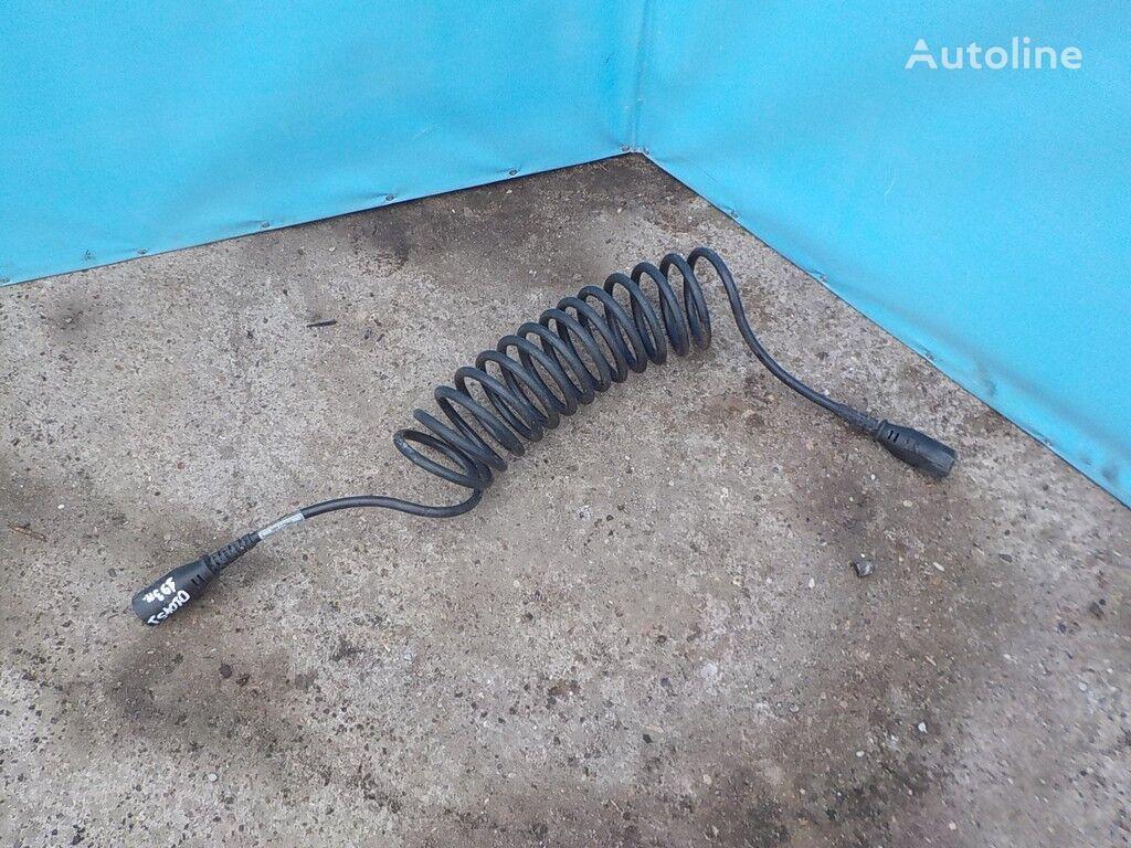 электропроводка Спиральный кабель 7-полюсный MAN для грузовика