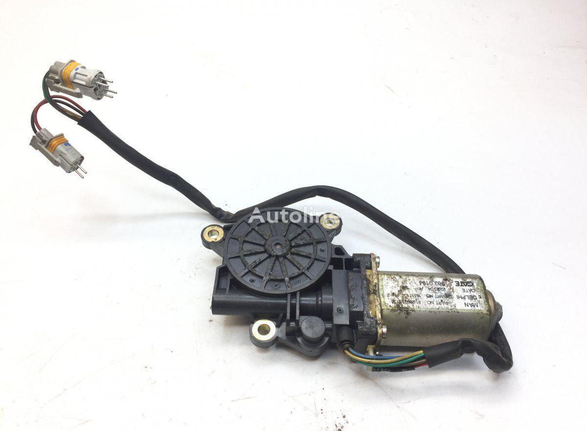 электростеклоподъемник Window Regulator Motor, Left для тягача MAN TGA (2000-2008)