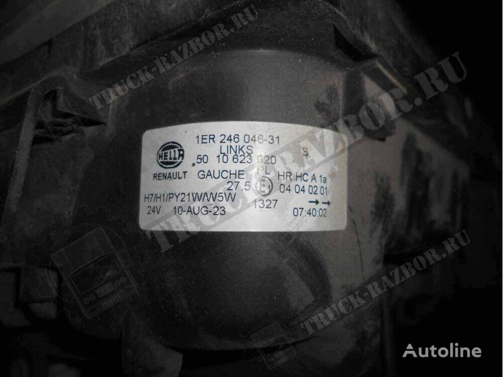 фара (5010623620) для тягача RENAULT