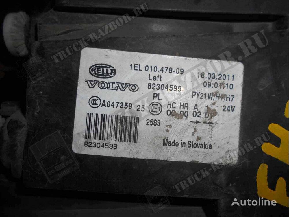 фара VOLVO L (82304599) для тягача