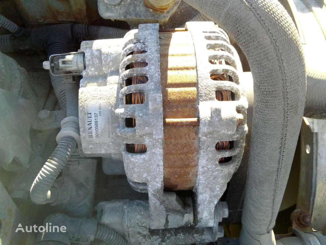 генератор для грузовика RENAULT midlum 190dxi