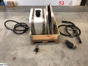 гидравлический бак Hyva Tank, pump, hoses, control valve для грузовика