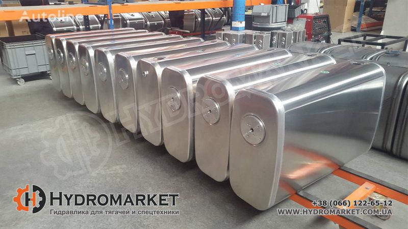 новый гидравлический бак закабинный 150/160/180 л. алюминиевый для тягача